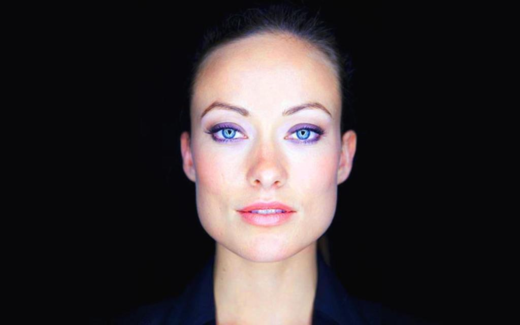 almond eyes 2 Olivia Wilde